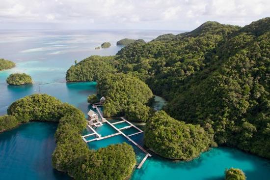 Palau Islands T88ON