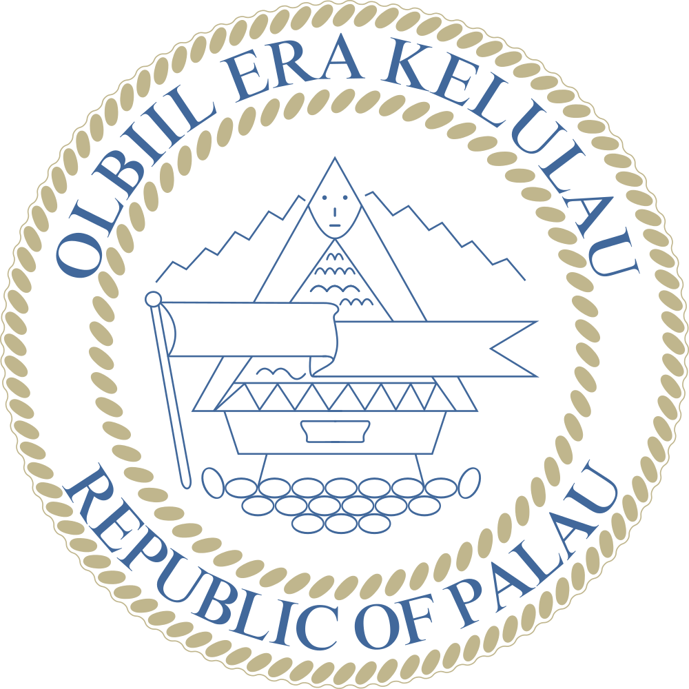 Palau Seal of Palau