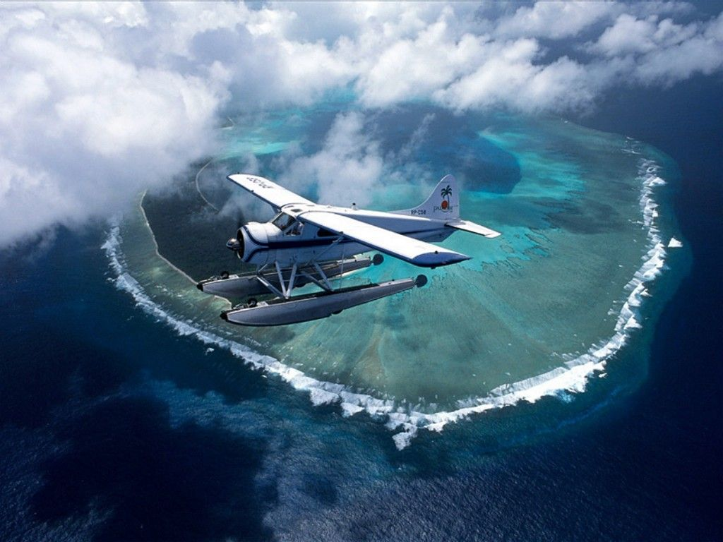 Палау T88FA T88TH DX Новости Вид с воздуха