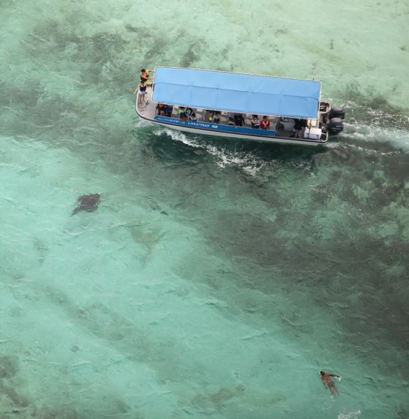 Palau T88KH Tourist Attractions