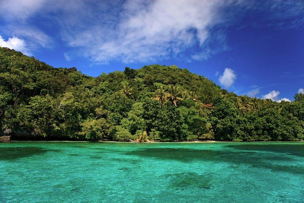 Острова Палау T8CC T88UU