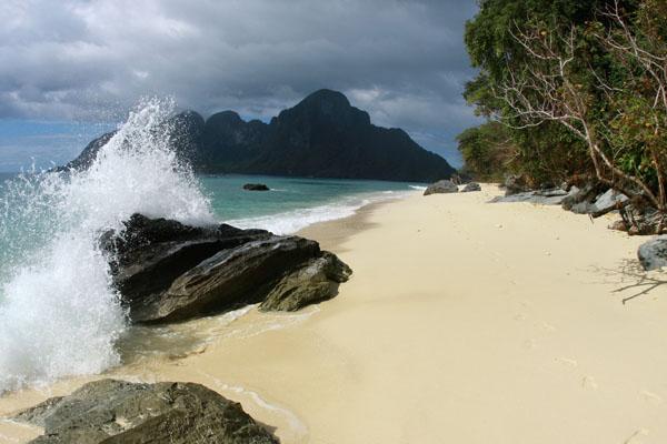 Palawan Island DU1/EA3NT