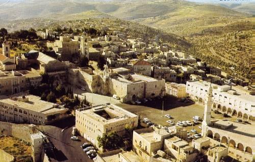 Palestine E4/HB9IQB Tourist Attractions