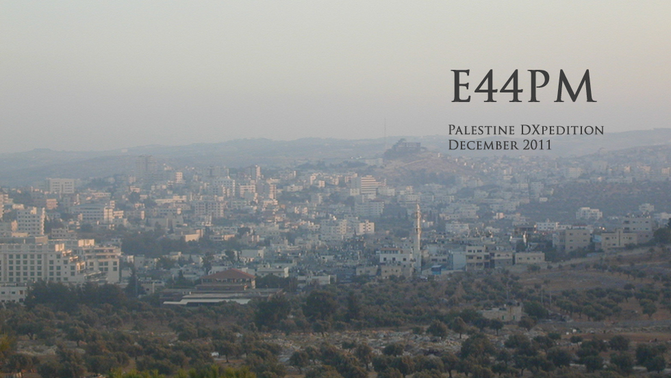 Palestine E44PM
