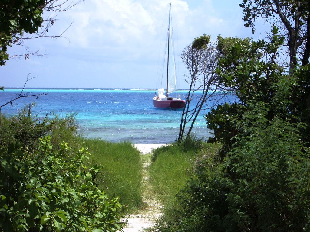 Остров Палм Айленд Сент Винсент и Гренадины J88PI