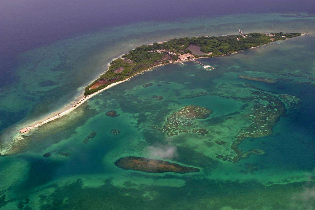Palma Island San Bernardo Islands HK6PRO/1