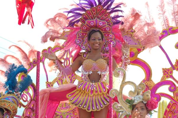 Panama Carnival HP1/IZ6BRN