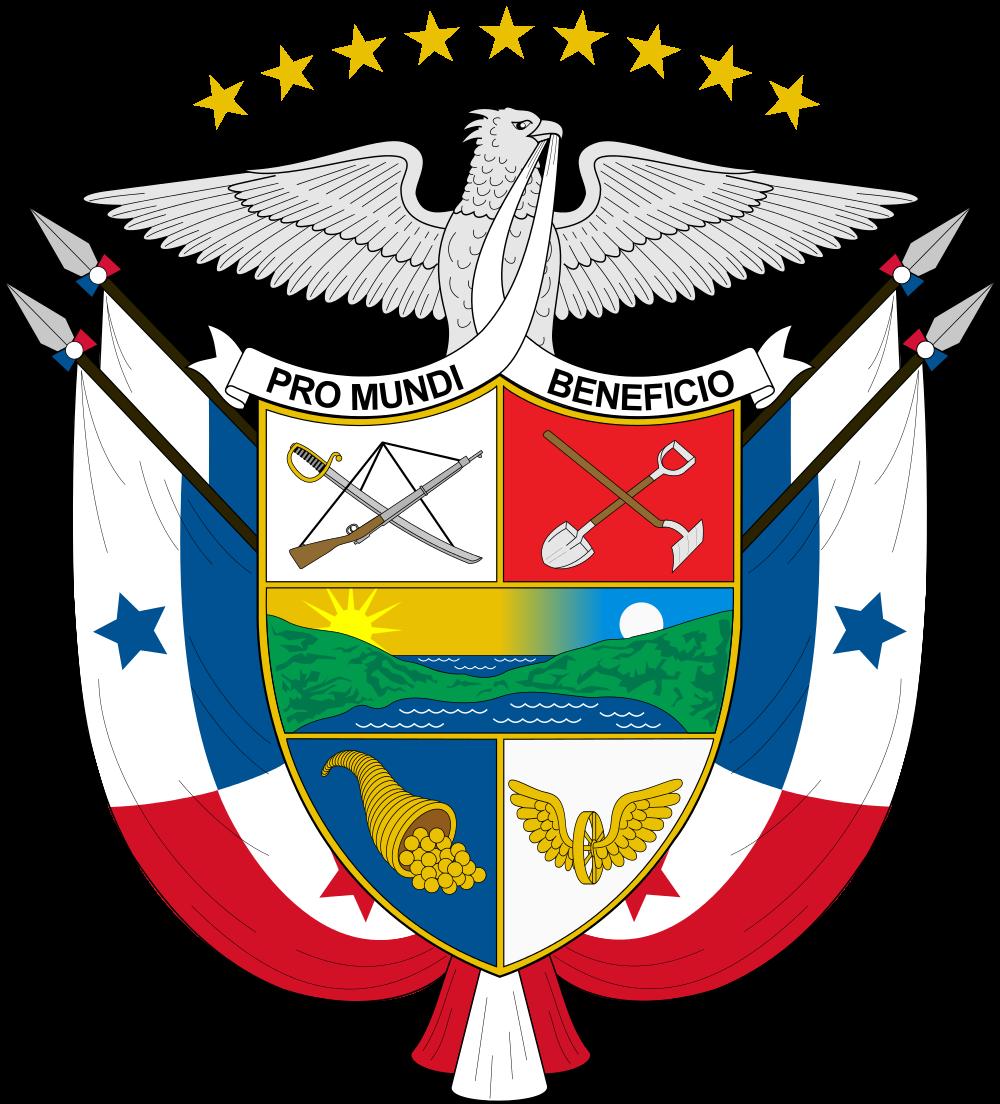 Панама Герб Панамы 3E100PC
