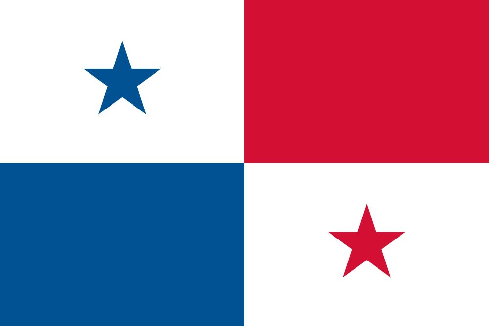 Панама Флаг Панамы