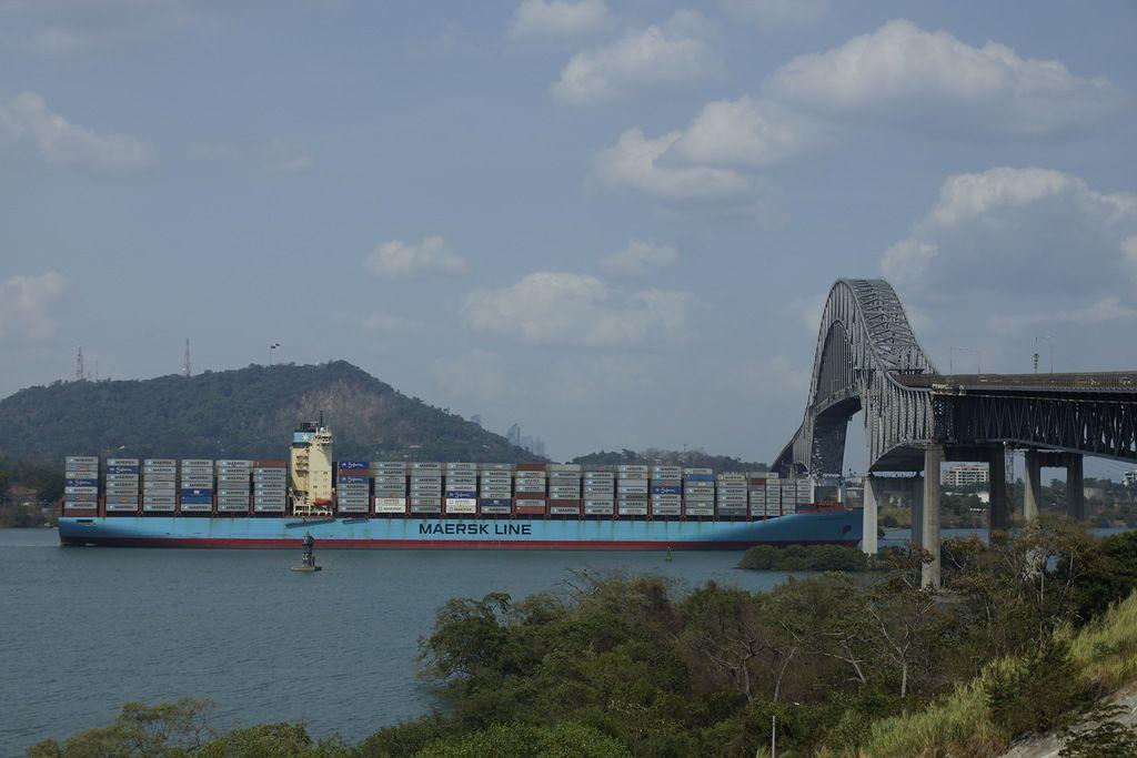 Panama HO100CANAL Panama Canal