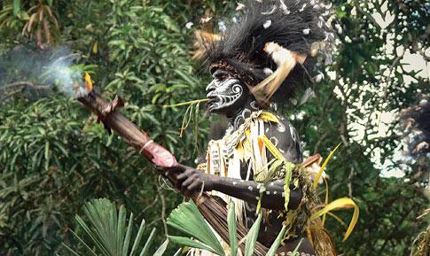 Папуа Новая Гвинея P29FM