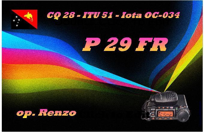 Papua New Guinea P29FR