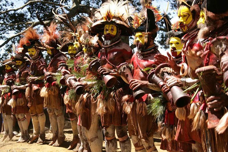 P29LL Папуа Новая Гвинея
