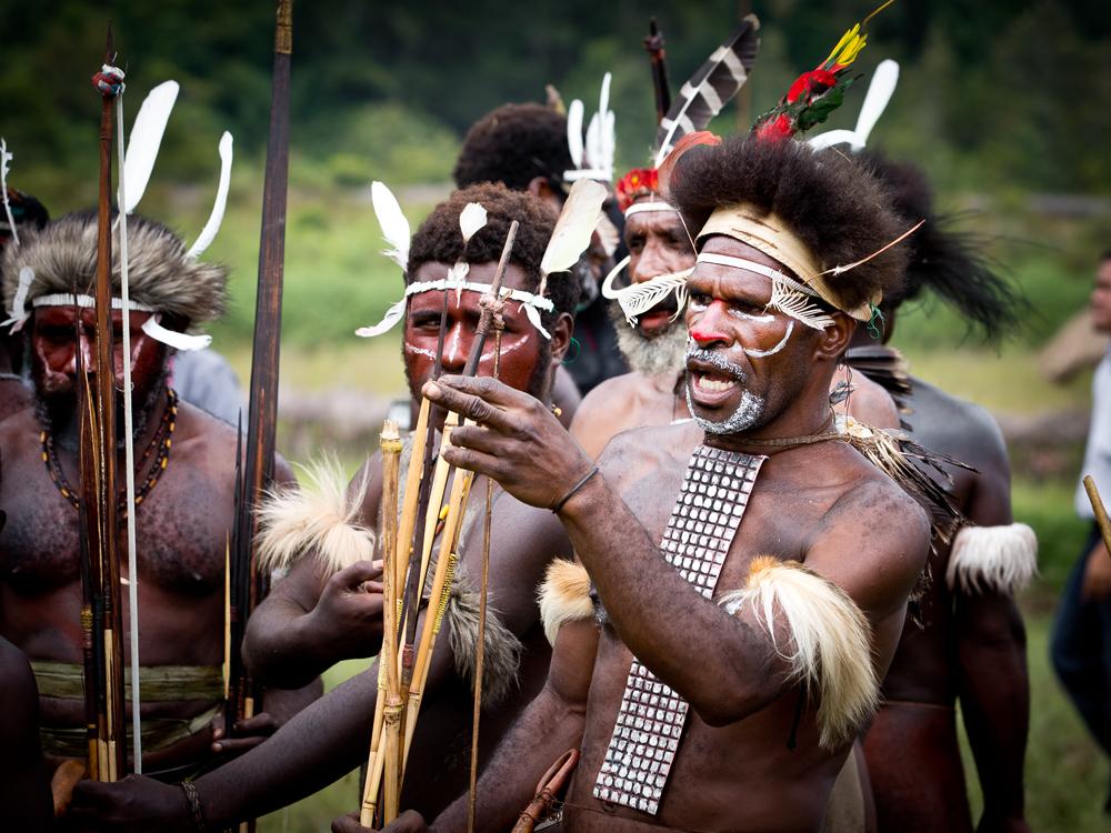 Папуа Новая Гвинея P29NO
