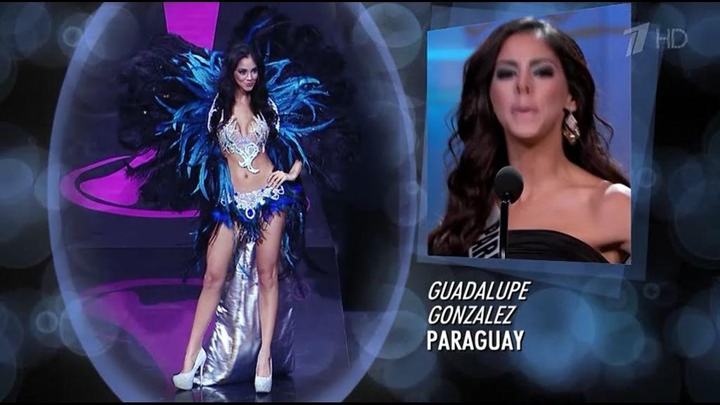 Парагвай Мисс Парагвай ZP9/UA4WHX