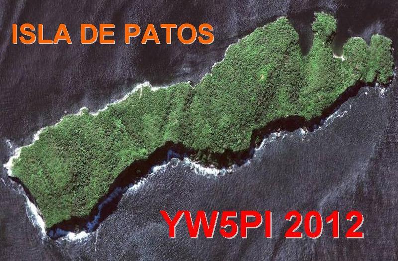 Остров Патос YW5PI