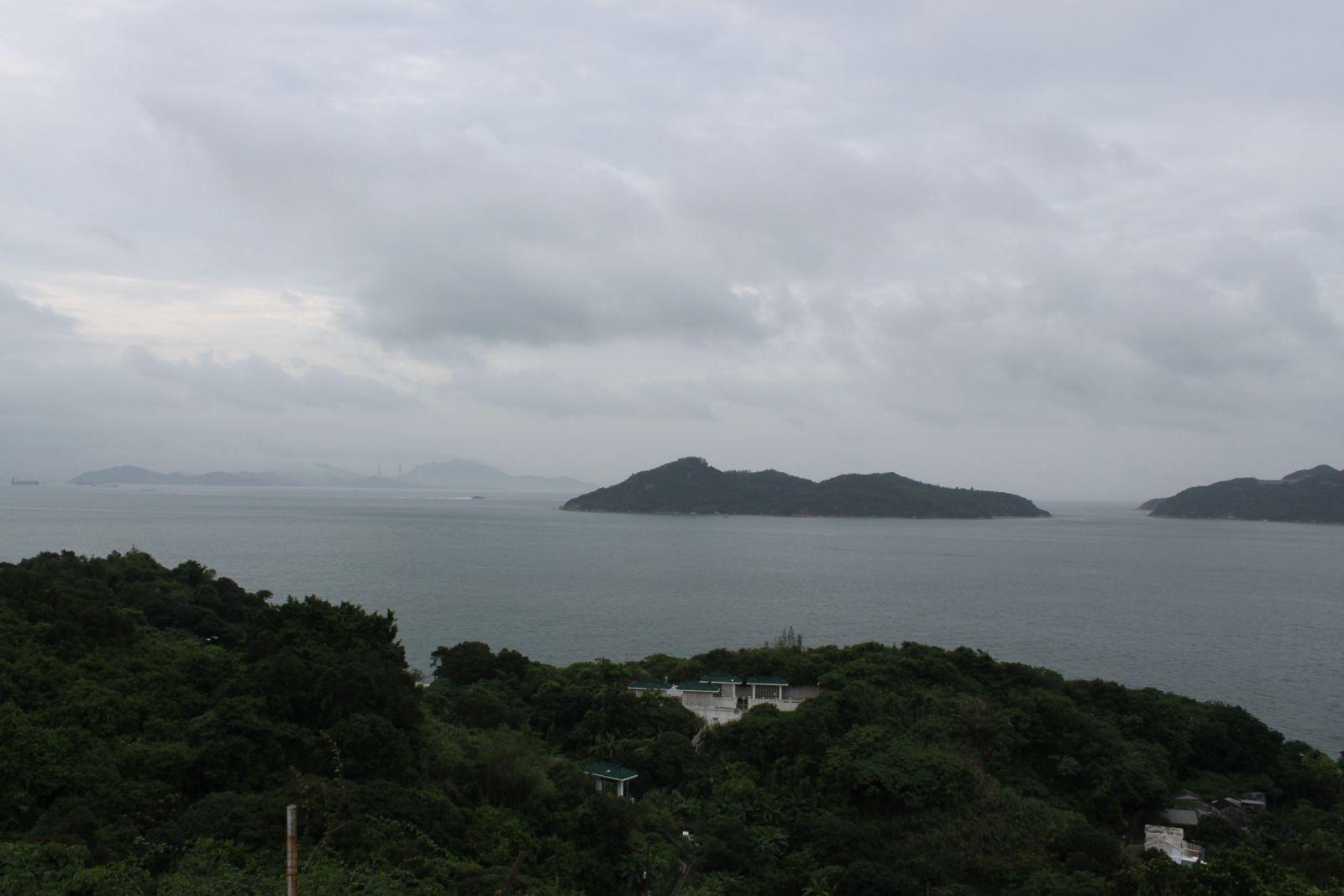 Peng Chau Island VR2/IV3TAN Direction Europe Long Patch