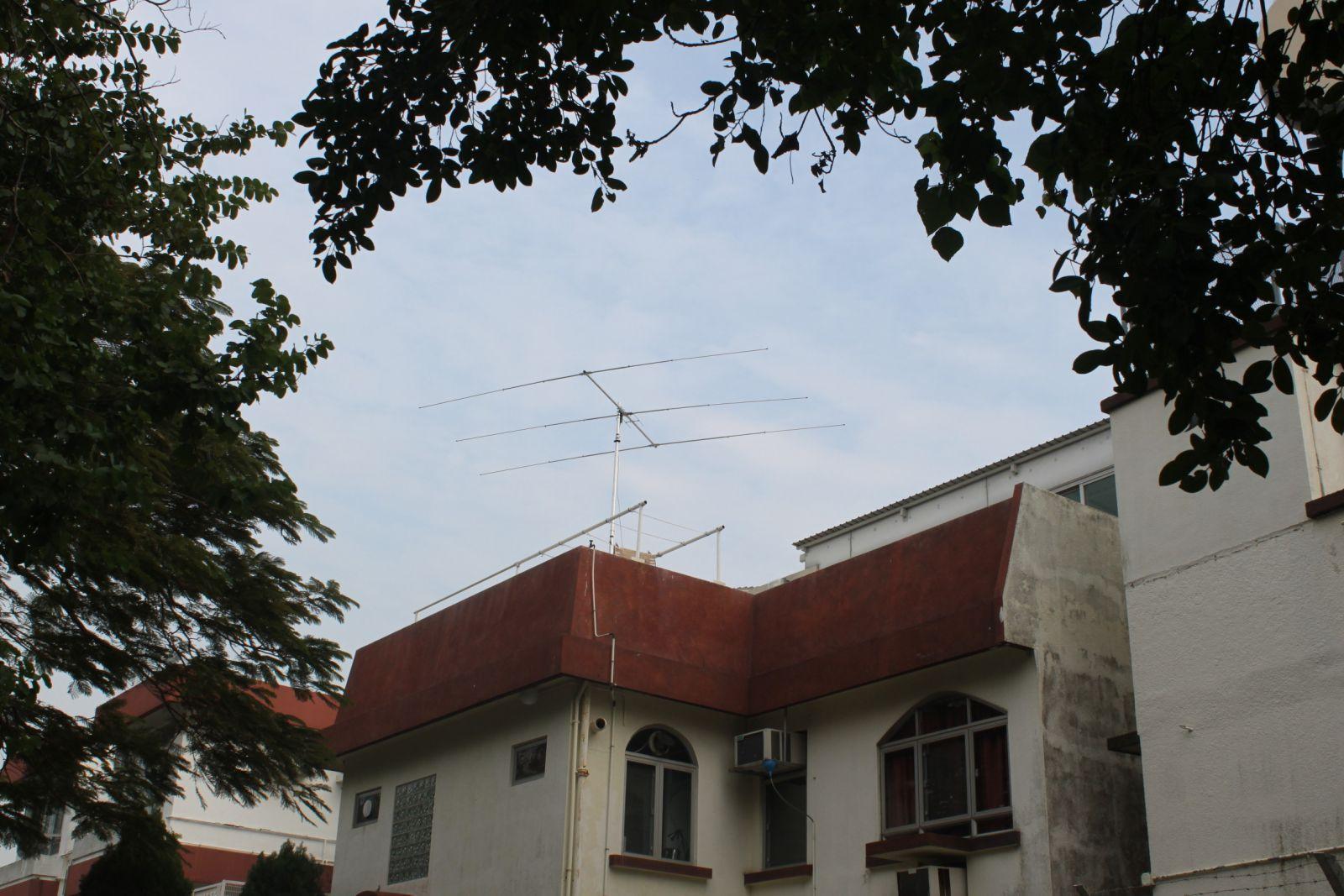 Peng Chau Island VR2/IV3TAN House