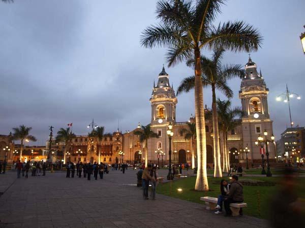Лима Перу OA4/IK5ROP DX Новости