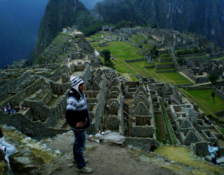 Peru Machu Picchu 4T4T