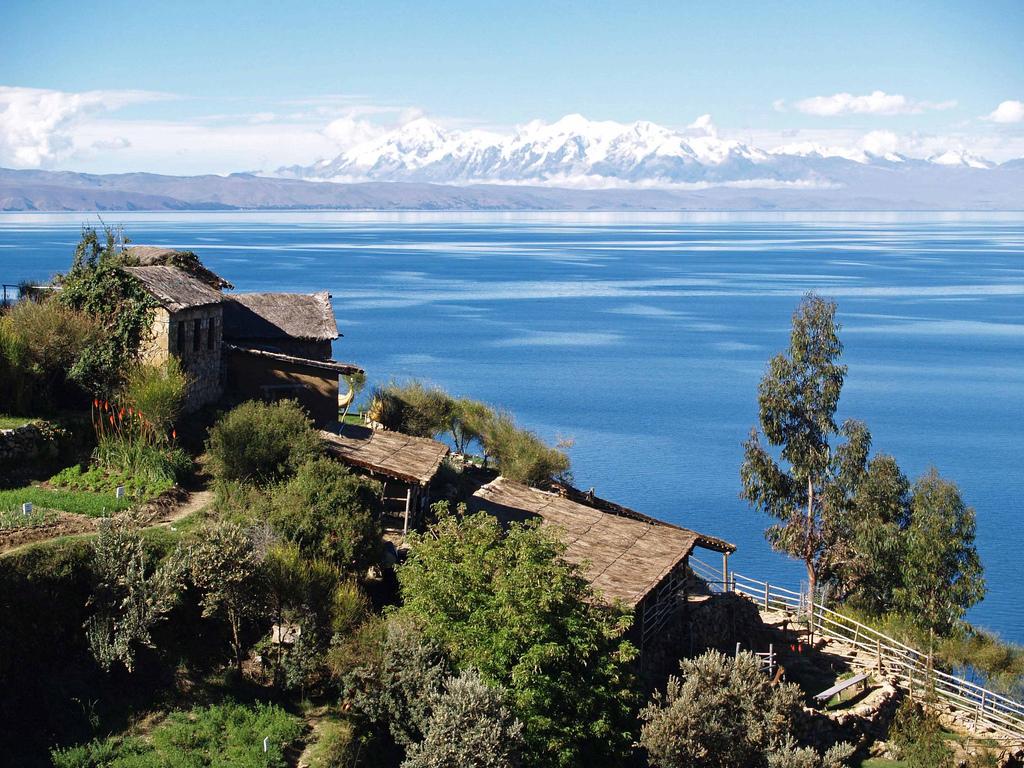Peru OA4DI Titicaca Lake