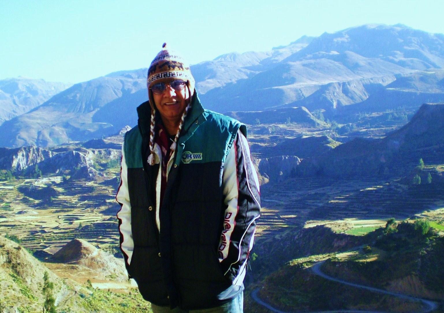 Peru OA4DX Arequipa