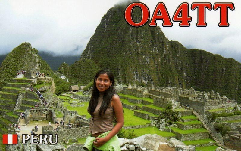 Peru OC4CW OA4TT