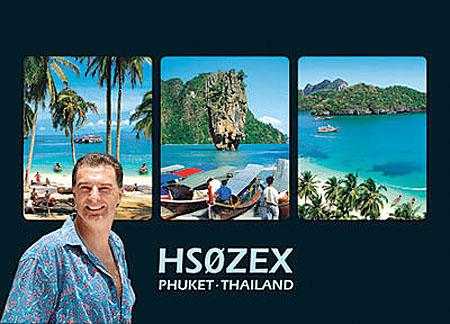 Phuket Island HS0ZEX QSL