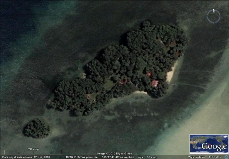 Pigeon Island H40KJ