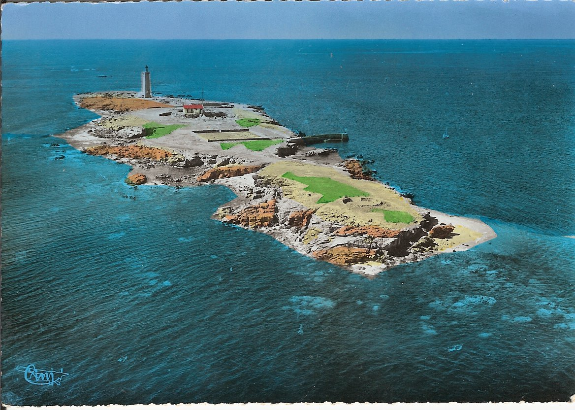 Pilier Island F9IE
