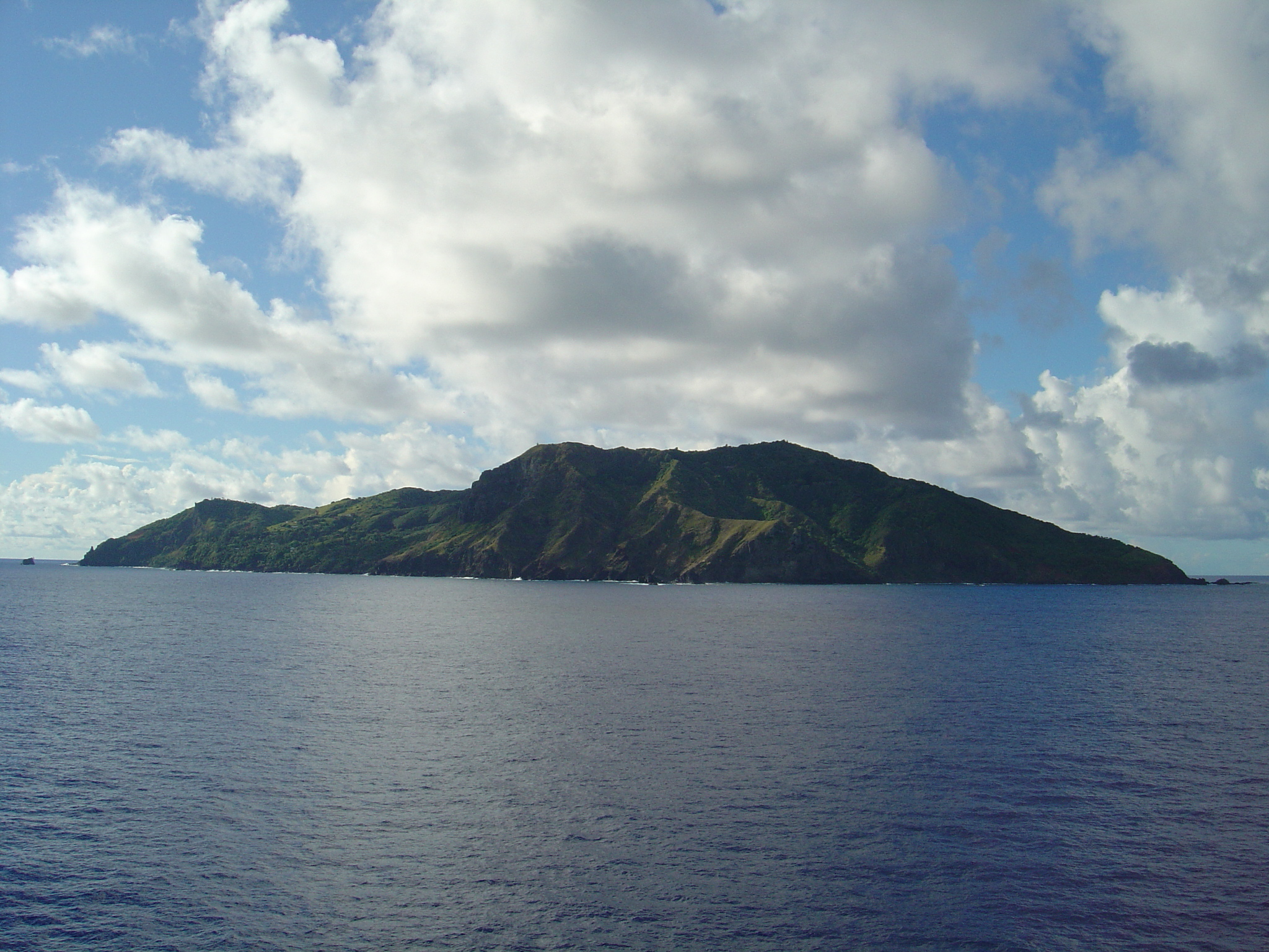 Остров Питкэрн VP6T