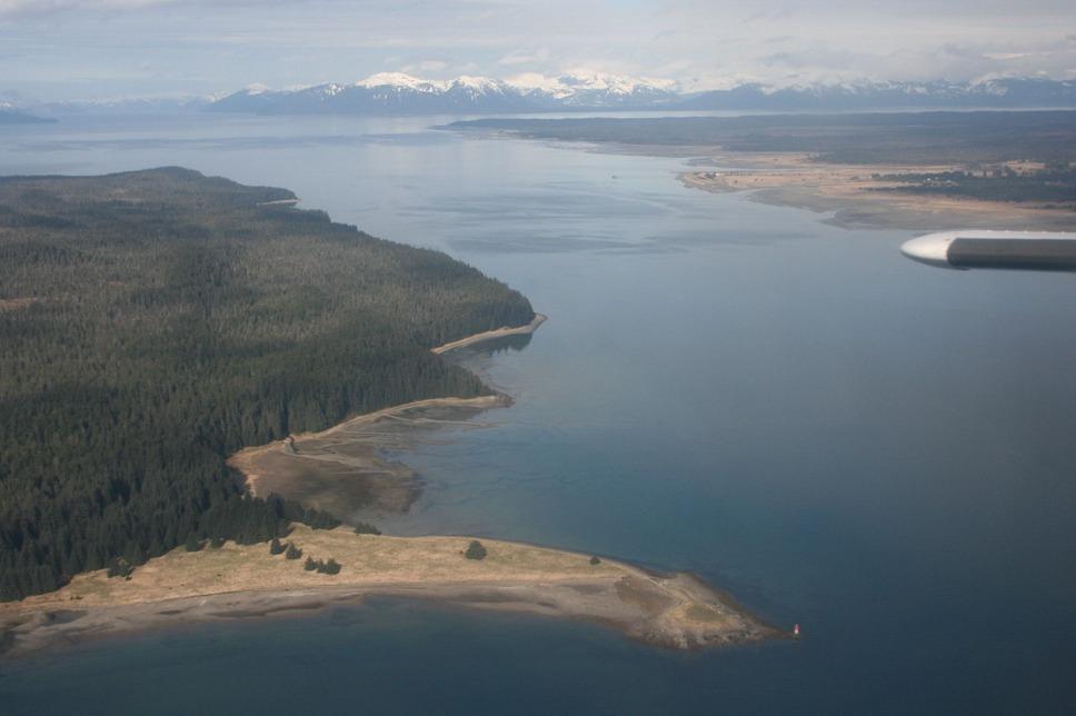 Остров Плезант Аляска