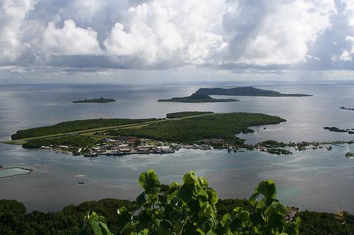 Pohnpei Island Airport Micronesia V63AZ V63QFL