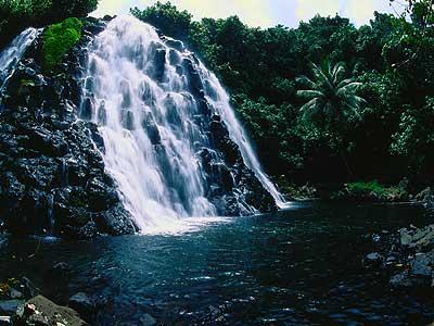 Остров Понпеи Микронезия