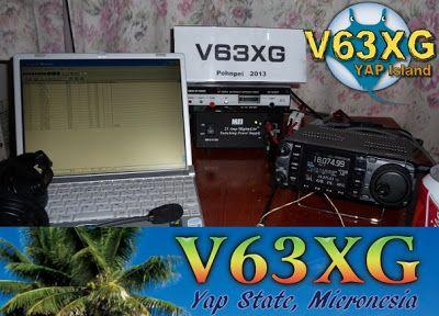 Pohnpei Island V650XG DX News
