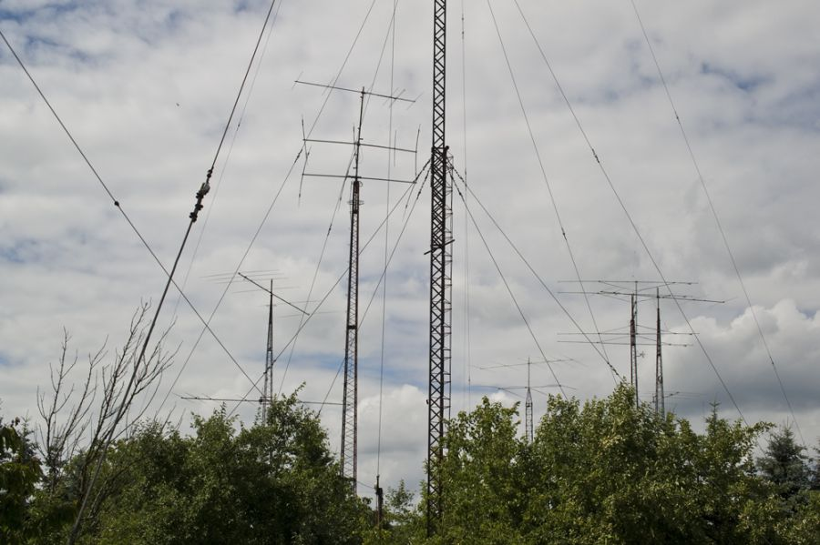 Poland SP2FAX Antennas