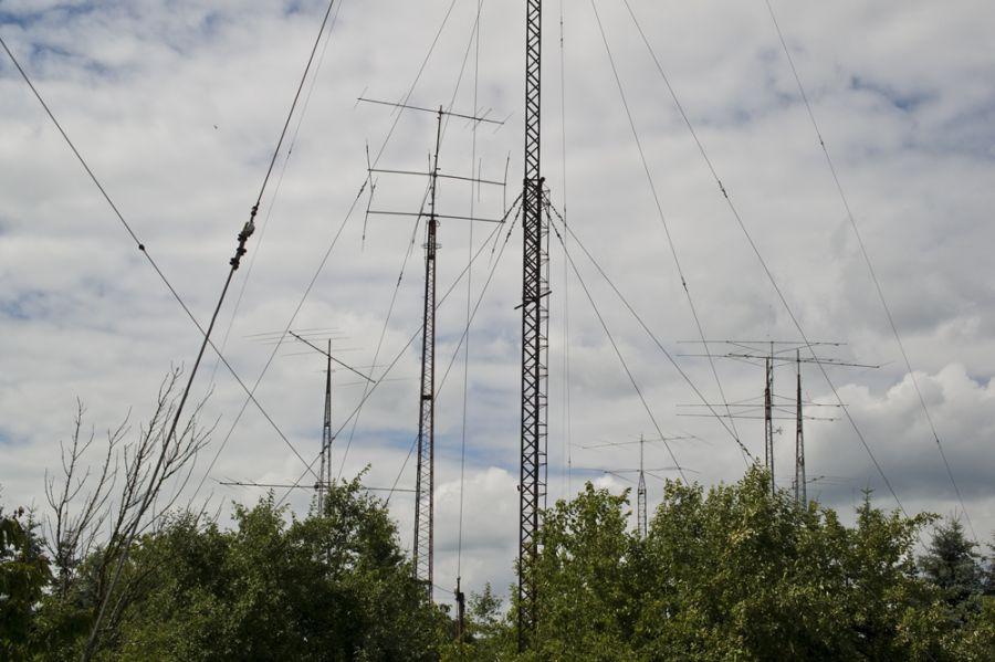 Poland SP2FAX Antennas
