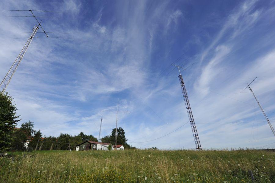 Poland SP4JCP Station