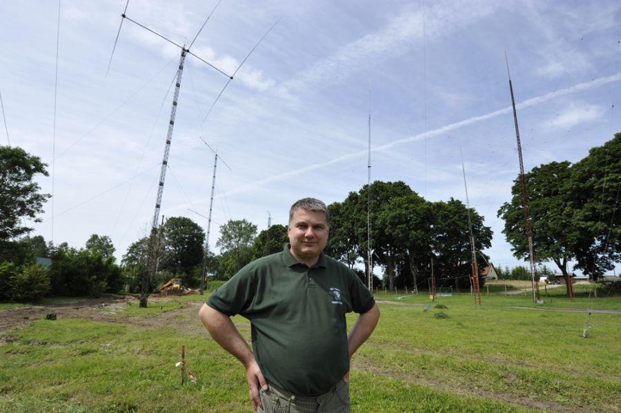 Poland SP4MPG Antennas
