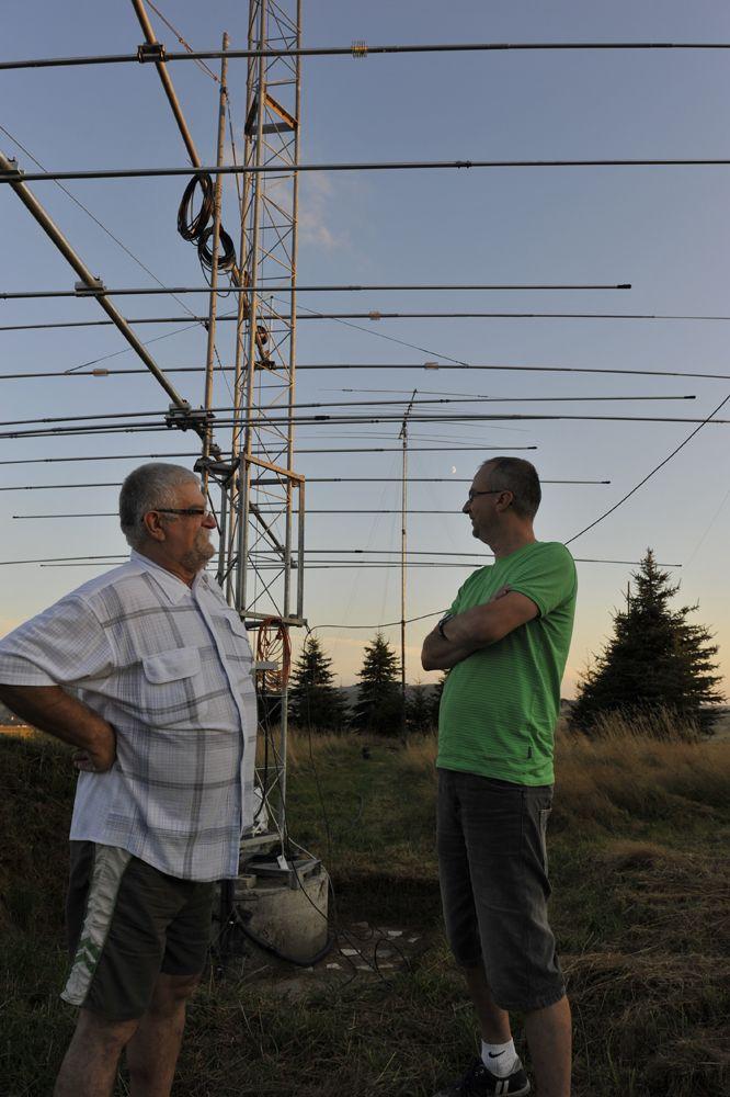Polónia SP7EWL SP7UWL Antenas