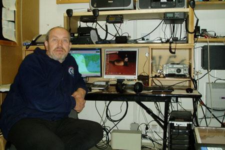 Антарктида Научно Исследовательская Станция Прогресс RW1AI R1ANP