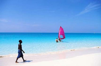 Остров Провиденсиалес Пляж VP5/W5CW