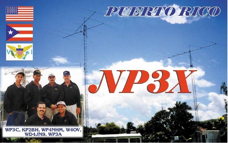 Puerto Rico NP3X
