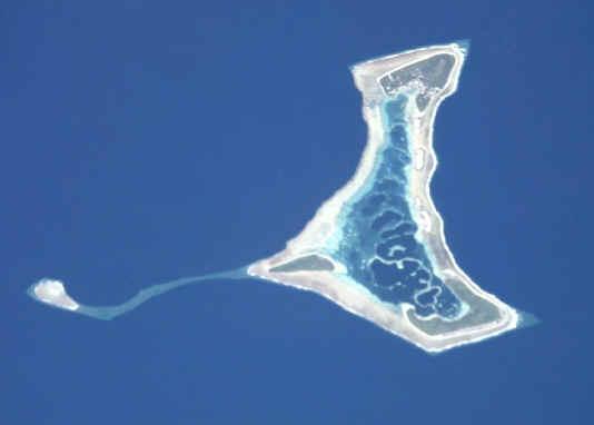 Атолл Пука Пука Французская Полинезия FO/KH0PR