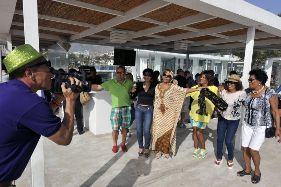 Pulu D44AC Mindelo Carnival Cabo Verde Cape Verde