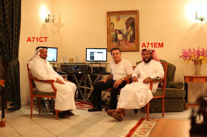 Катар A71CT A71/JY5FX A71EM