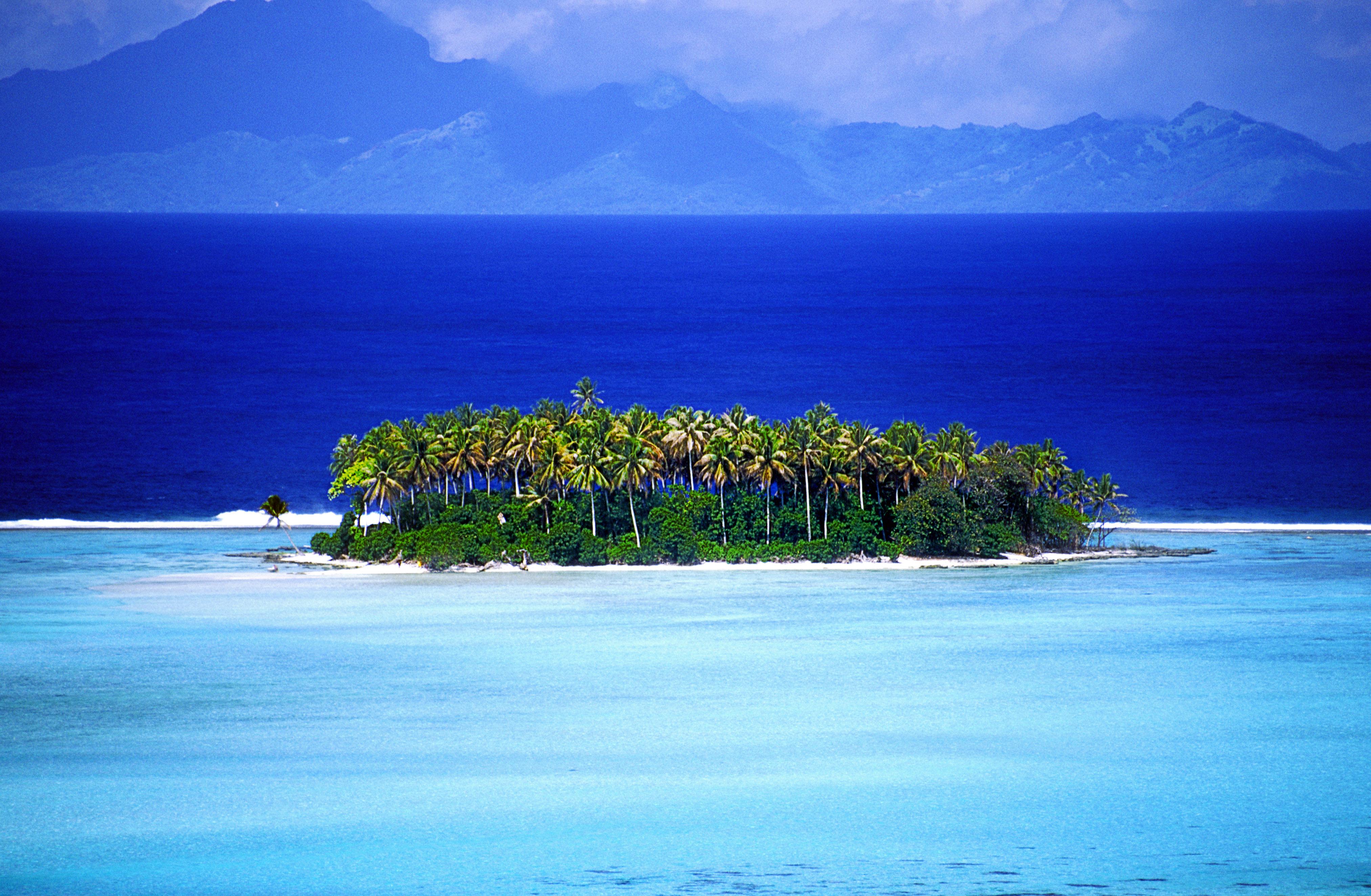 Raiatea Island French Polynesia TX4FO