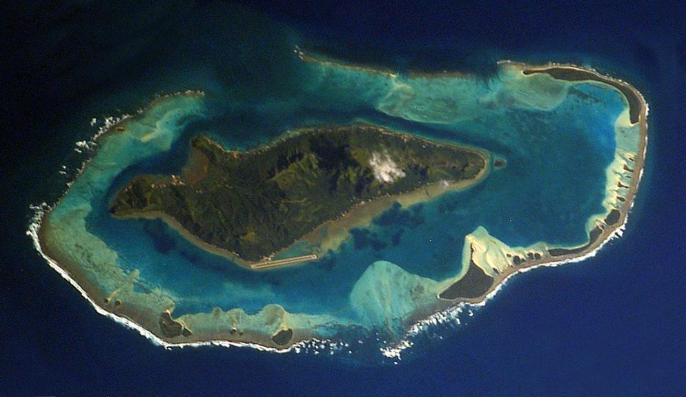 Остров Раиваваэ Острова Острал TX5RV