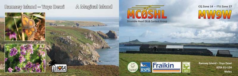 Ramsey Island MC0SHL