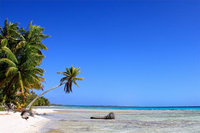 Остров Рангироа Французская Полинезия FO/JI1JKW